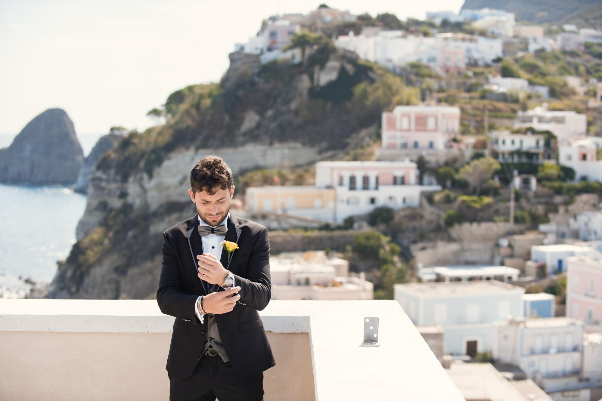 ponza – loretifoto – reportage matrimonio – matrimonio al mare-10