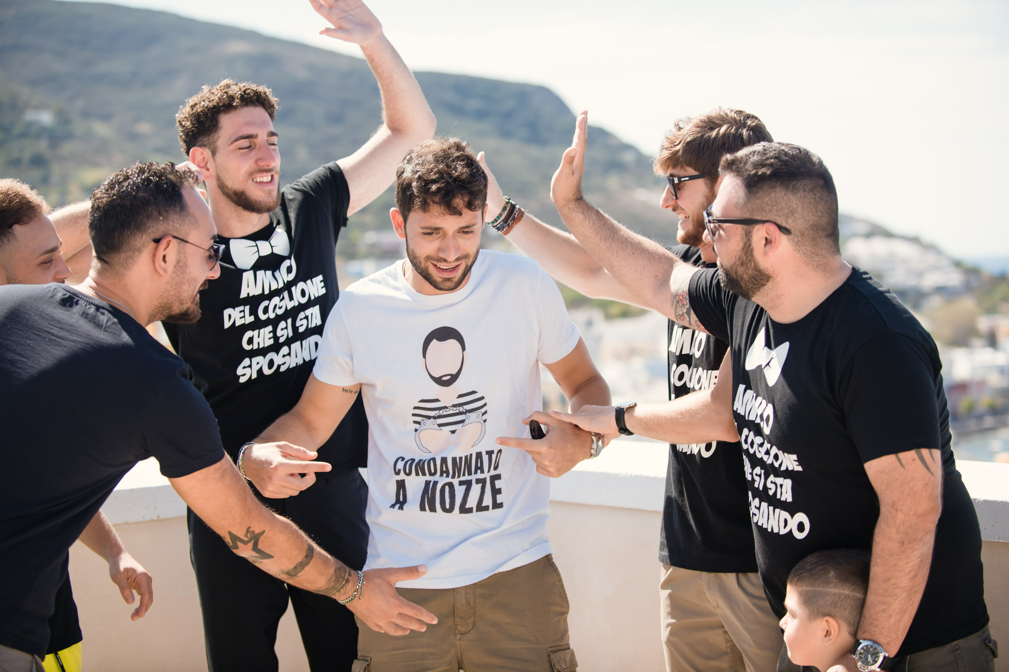 ponza – loretifoto – reportage matrimonio – matrimonio al mare-6