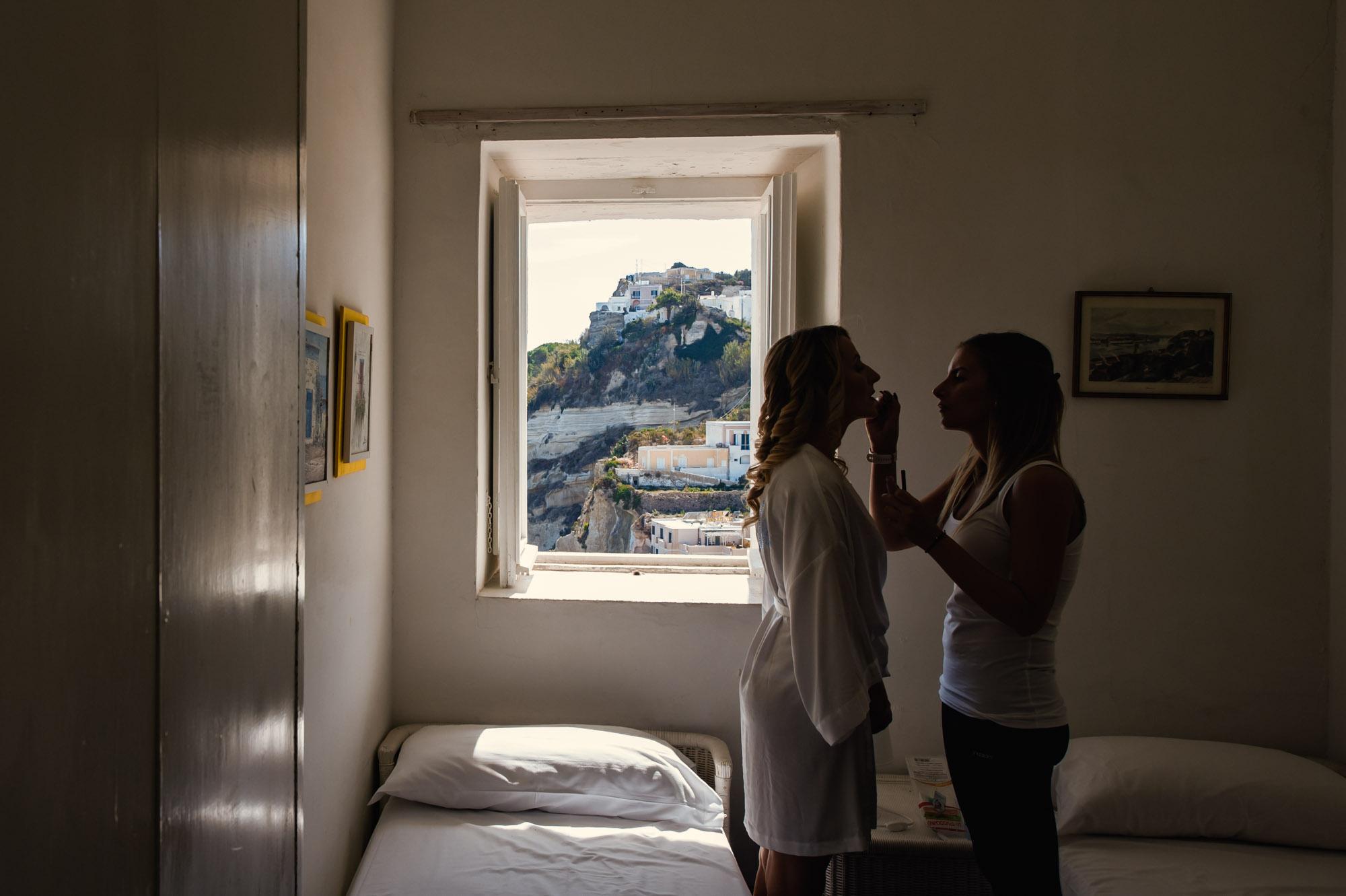 ponza – loretifoto – reportage matrimonio – matrimonio al mare-8