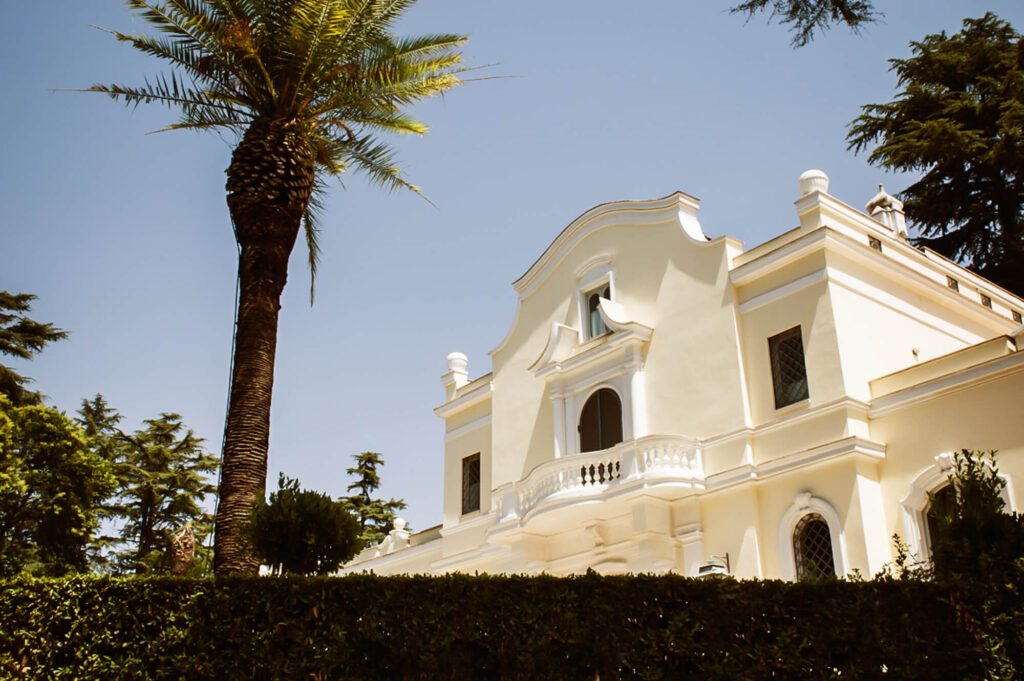 tenuta sant' antonio - location matrimonio roma