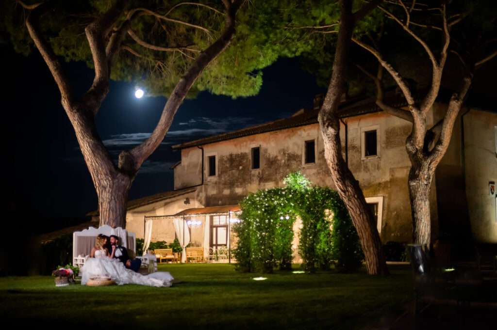 tenuta tor de sordi - location matrimonio roma