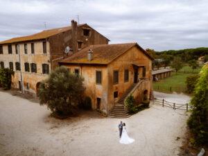 villa matrimonio roma - tenuta di pantano borghese