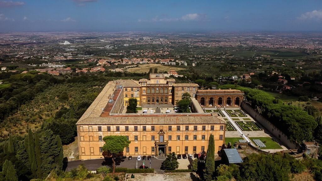 Villa Mondragone - ville matrimonio Roma